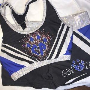Other - Cheer Athletics practice wear set
